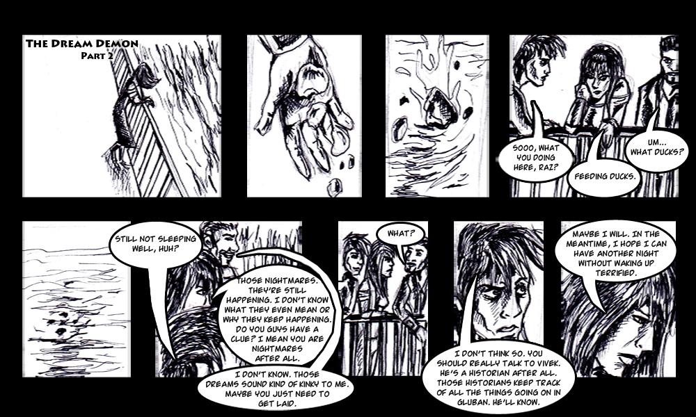 The Dream Demon (Part 2)
