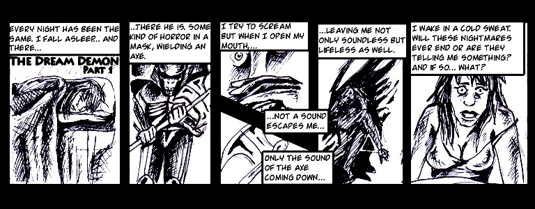The Dream Demon (Part 1)