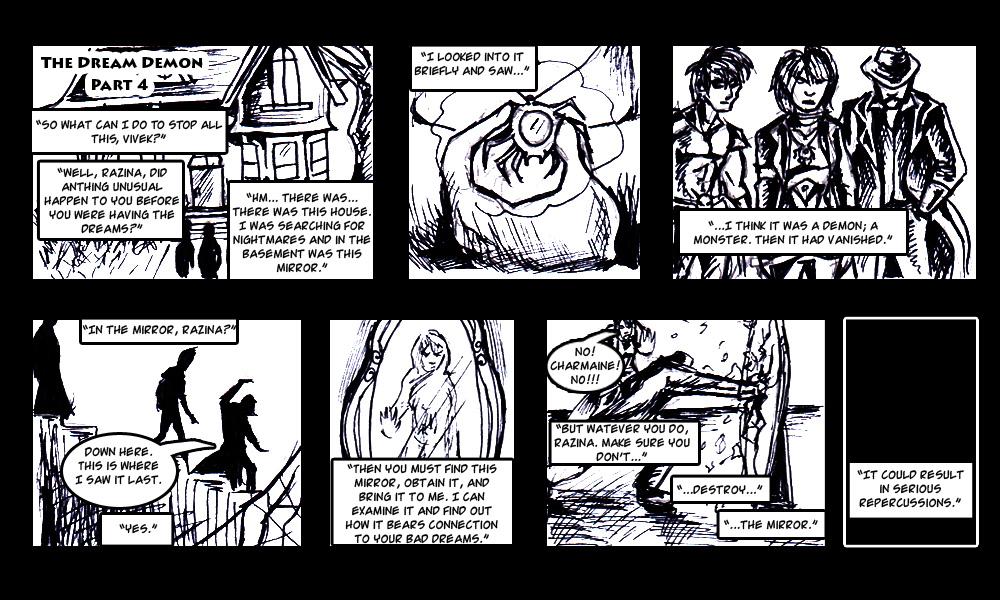 The Dream Demon (Part 4)