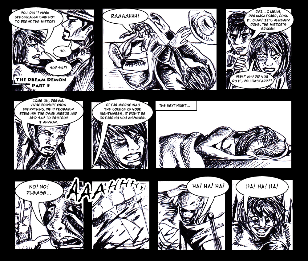 The Dream Demon (Part 5)