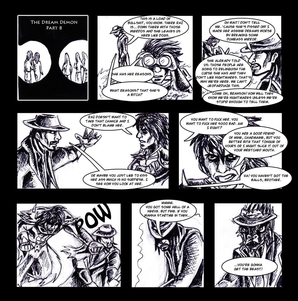 The Dream Demon (Part 8)