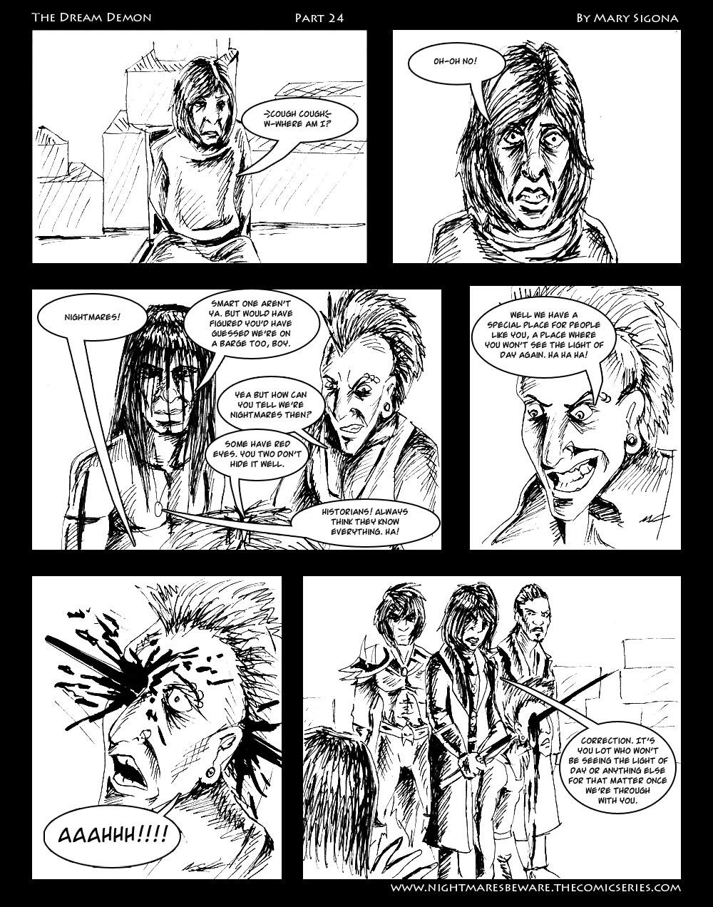 The Dream Demon (Part 24)